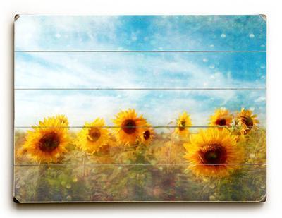 Sunflower Sky by Vanessa Fahmy