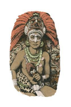 Fire Is Born' Founded Dynasties Bringing Splendor to the Maya World by Vania Zouravliov