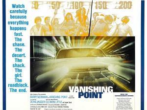 Vanishing Point, 1971, TM & Copyright © 20th Century Fox Film Corp./courtesy Everett Collection