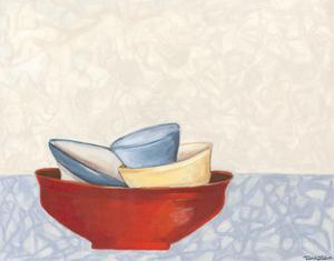 Fiesta Bowls I by Vanna Lam