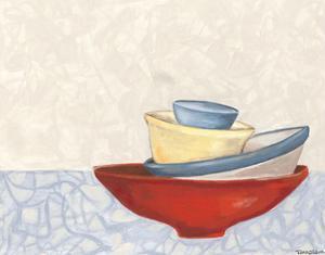 Fiesta Bowls II by Vanna Lam