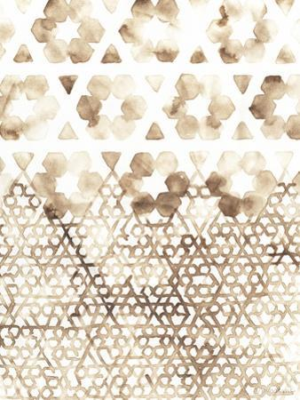 Sepia Madras III by Vanna Lam