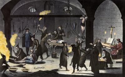 Variety of Tortures Used during the Spanish Inquisition