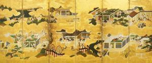 Various Scenes of the Tale of Genji, 17th/18th Century