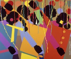 Party by Varnette Honeywood