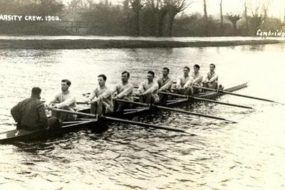 Varsity Crew, Cambridge