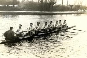 Varsity Crew, Cambridge