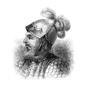 Vasco Nunez De Balboa (1475-152), Spanish Explorer, Late 19th Century