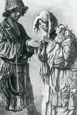 A Dervish by Vasili Vasilievich Vereshchagin