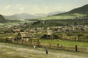 Cherga, Altai by Vasili Vasilievich Vereshchagin