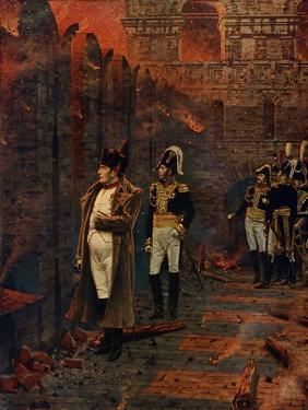 Napoleon Bonaparte - by Vasili Vasilievich Vereshchagin