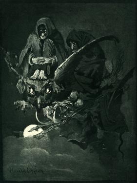 The Spy by Vasili Vasilievich Vereshchagin