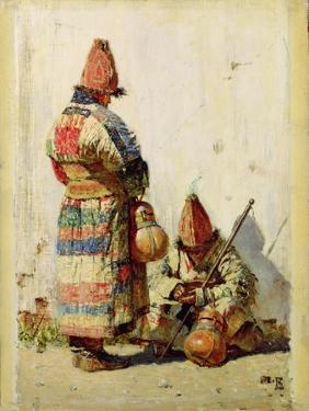In Turkestan by Vasilij Vereshchagin