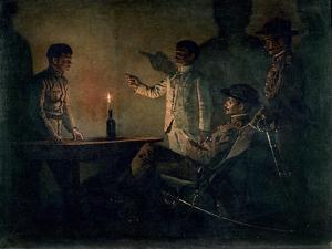 Interrogation of a Deserter by Vasilij Vereshchagin