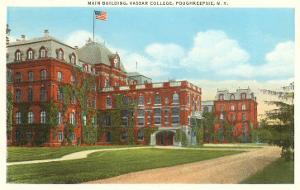 Vassar College, Poughkeepsie, New York