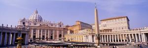 Vatican, St. Peters Square, Rome, Italy