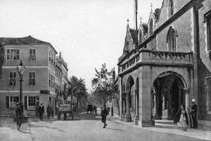 Government House, Gibraltar, Early 20th Century by VB Cumbo