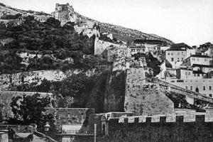 Land Port Gate, Gibraltar, Early 20th Century by VB Cumbo