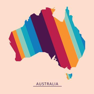 AUSTRALIA by vectorizer88