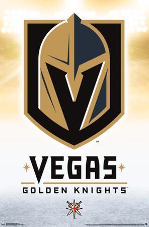 Vegas Golden Knights - Logo 17