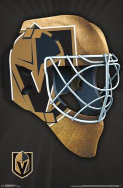 Vegas Golden Knights - Mask 17