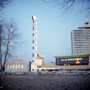 Vegas Hotels 1974