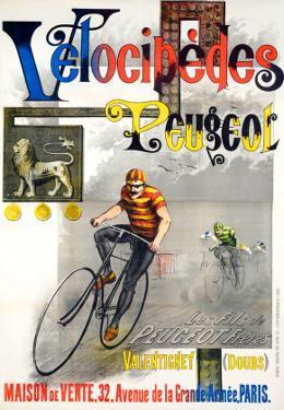 Velocipedes Peugeot