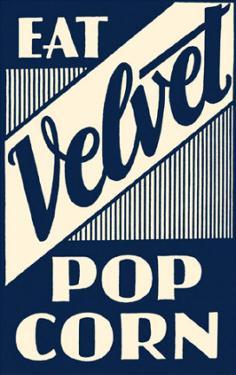 Velvet Popcorn