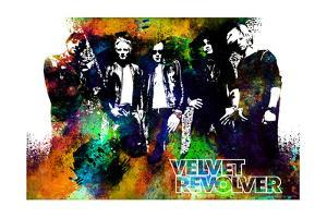 Velvet Revolver - Watercolor