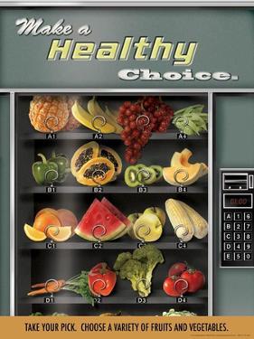 Vending Machine Poster