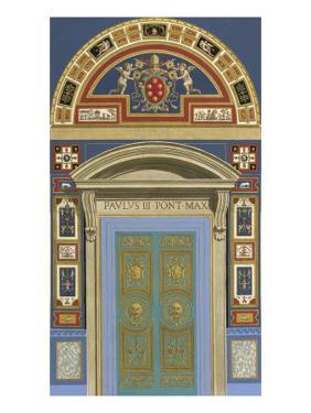 Venetian Door II