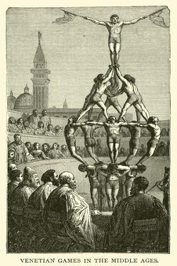 Venetian Games in the Middle Ages