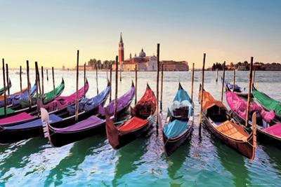 Venice - Gondolas