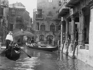 Venice, Italy, Circa 1920s