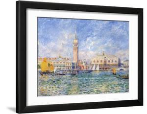 Venice  (The Doge's Palace)  1881
