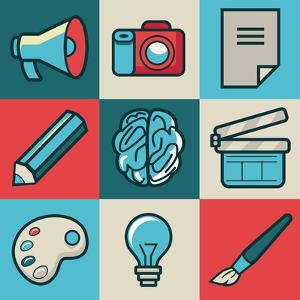 Creative Icons by venimo