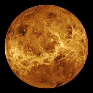 Venus, Magellan Image