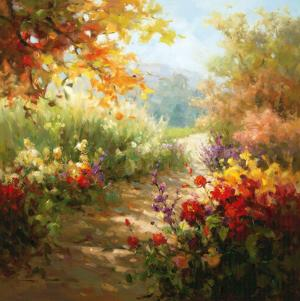 Colors of Summer by Vera Oxley