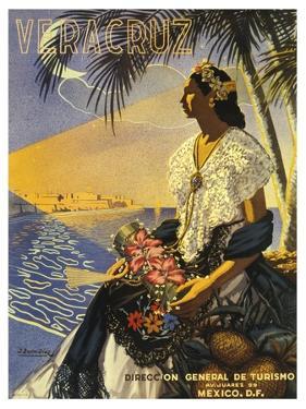 Veracruz Woman
