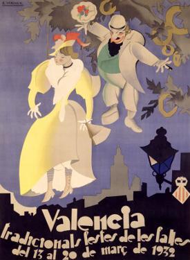 Valencia by Vercher