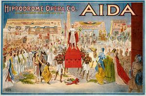Verdi Opera Aida in Cleveland
