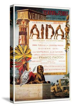 Verdi, Teatro La Fenice, Aida