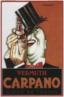 Vermouth Carpano Argentina