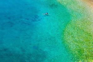 Solo Swim by Verne Varona