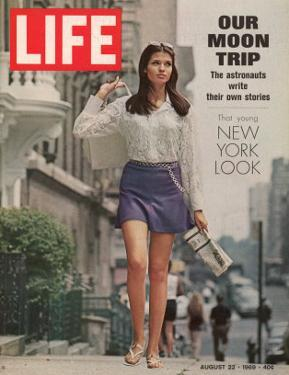 That Young New York Look, August 22, 1969 by Vernon Merritt III