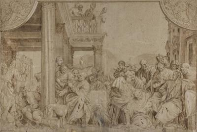 Christ in the House of Simon, late 17th-early 18th century by Veronese