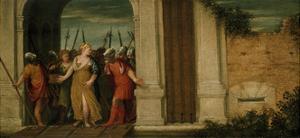 Judith Leaving Bethulia by Veronese