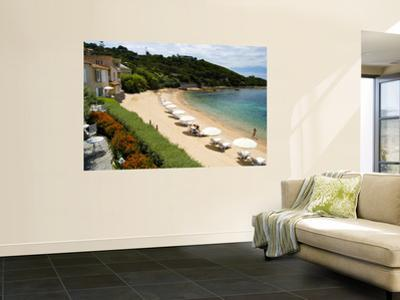 Sandy Beach at Le Maquis Resort