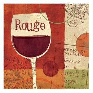 Cheers! Rouge by Veronique Charron