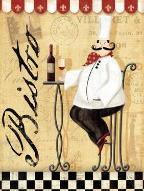 Chef's Break  I by Veronique Charron